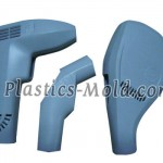 Electric power tool plastic enclosure