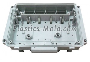 China plastic enclosure manufacturer