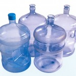 Injection blow molding bottle