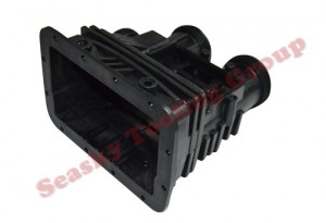 Custom plastic molding part