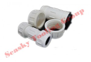 PVC pipe fitting manufacturing