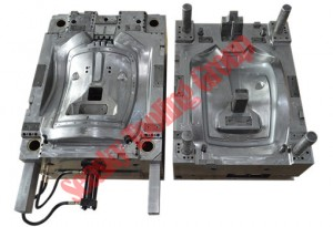 Injection mould manufacturing