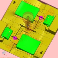 Family injection mold